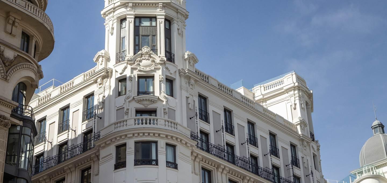 Ronaldo's hotel