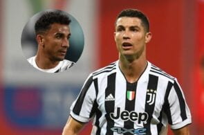 Cristiano Ronaldo, Danilo - Juventus