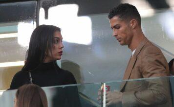 Cristiano Ronaldo and Georgina Rodriguez