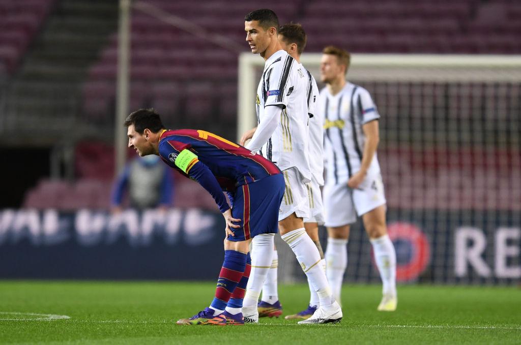Cristiano Ronaldo, FC Barcelona