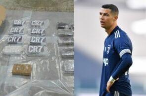Cocaine, Cristiano Ronaldo