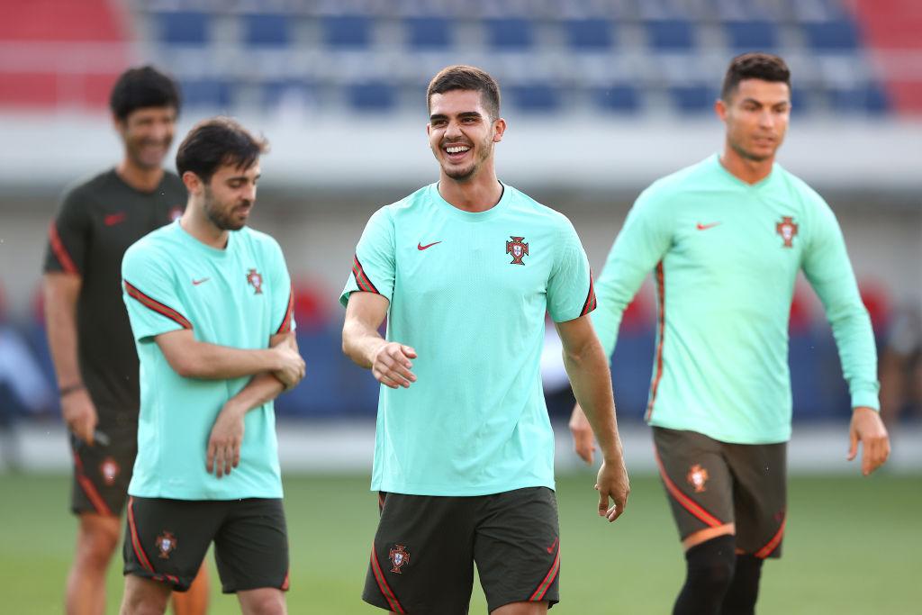 Andre Silva, Cristiano Ronaldo