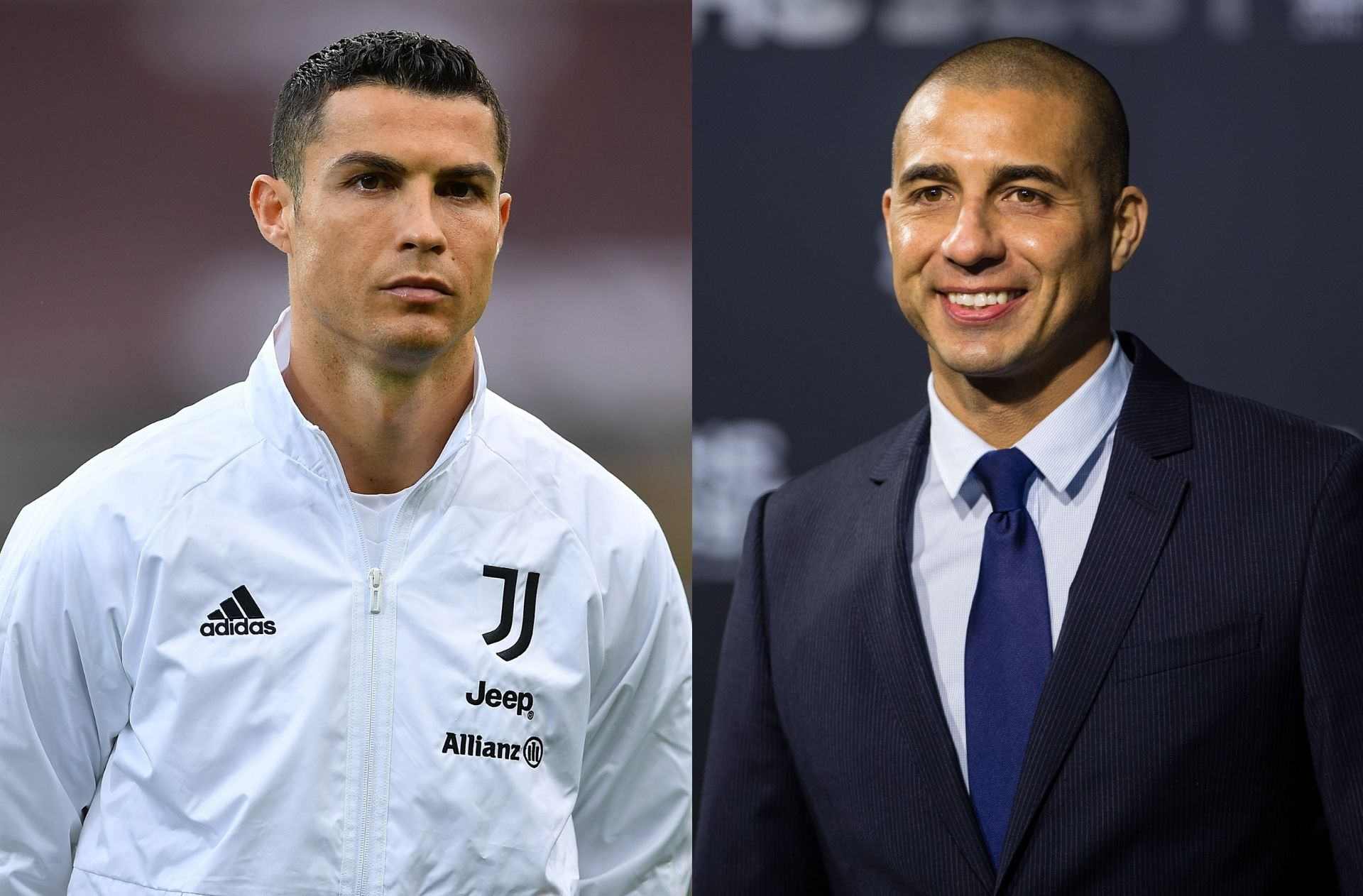 Cristiano Ronaldo, David Trezeguet, Juventus