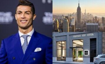 Cristiano Ronaldo, Pestana CR7 Times Square