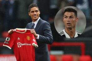 Varane - Man United, Ronaldo - Juventus