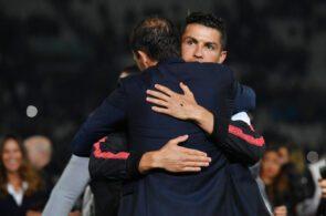 Massimiliano Allegri, Cristiano Ronaldo