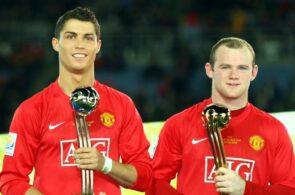 Wayne Rooney, Cristiano Ronaldo