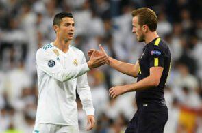 Cristiano Ronaldo, Harry Kane