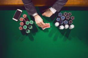 gambling, poker