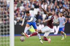 West Ham vs Man United - Premier League