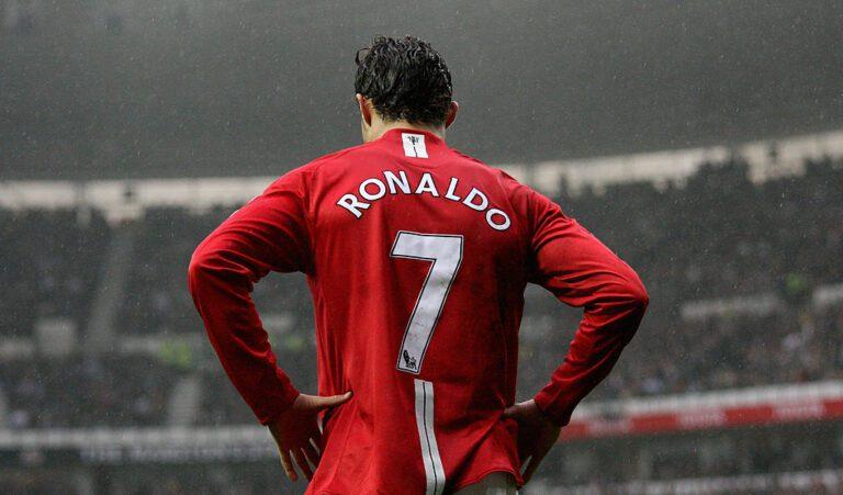 Ronaldo secures his vintage jersey number back at Man Utd thumbnail