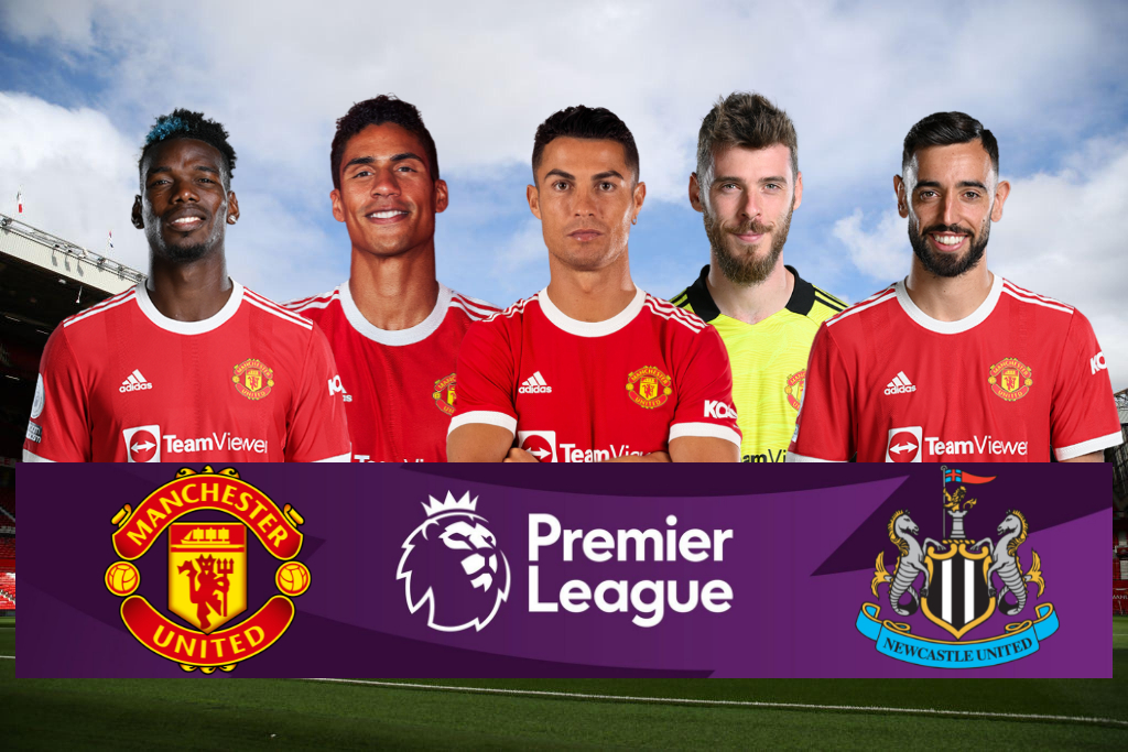 Manchester United, Newcastle