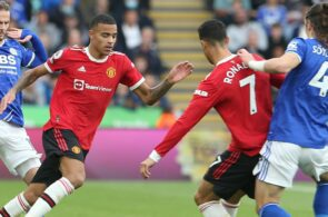 Leicester City vs Man United - Premier League