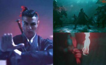 Cristiano Ronaldo, Ninja